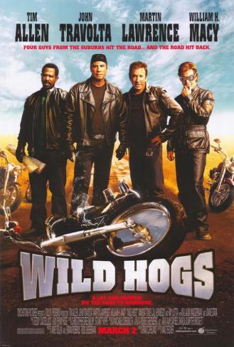 Wild Hogs Masterprint