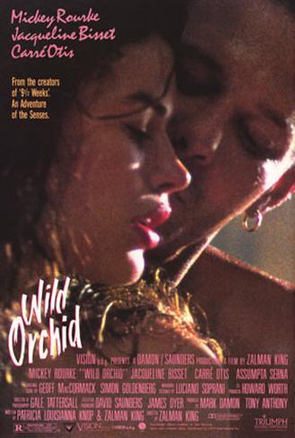 Wild Orchid Original Poster