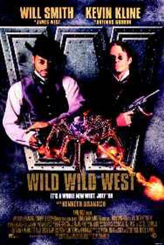 Wild Wild West Original Poster