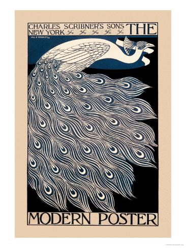 The Modern Poster Art Print