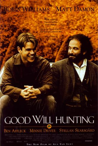 Will Hunting, genio ribelle Poster