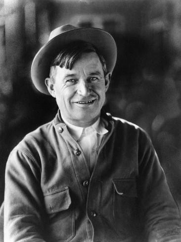 Will Rogers, Early 1930s Photo