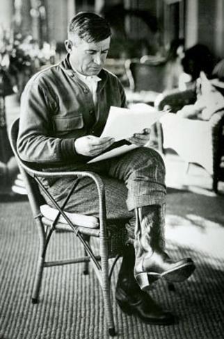 Will Rogers Sitting Archival Photo Movie Poster Print Masterprint