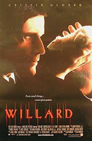 Willard Original Poster