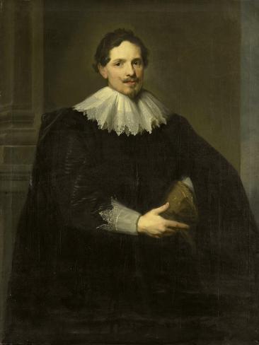 Sebastiaan Leerse, Antwerp Merchant Art Print