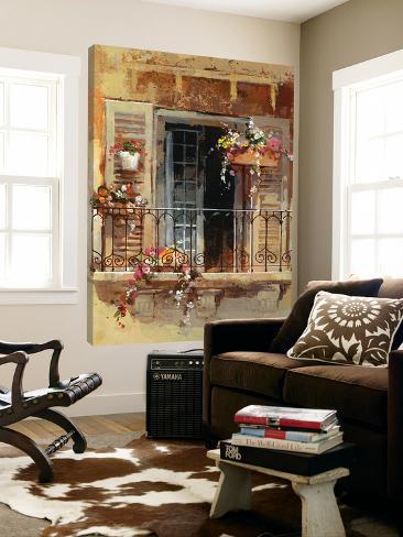Balcony IV Loft Art