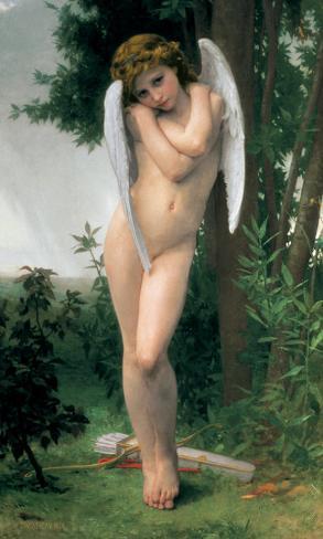 Cupidon, c.1875 Art Print