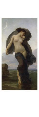 Le Crepuscule, 1882 Giclee Print