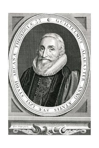 William Alabaster Giclee Print