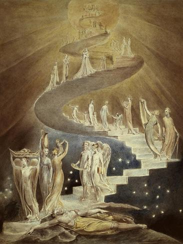 Jacob's Ladder Giclee Print