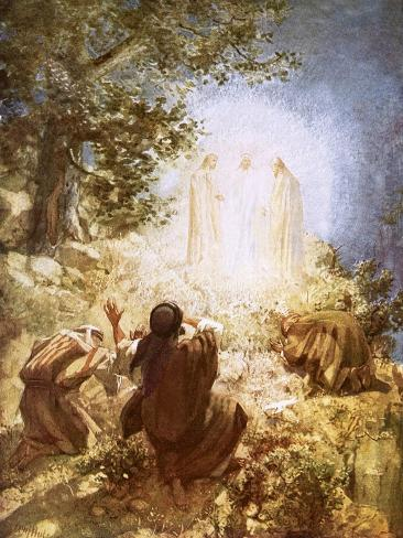 The Transfiguration Lámina giclée