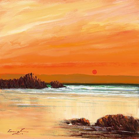 Donegal Giclee Print