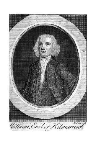 William Earl Kilmarnock Giclee Print