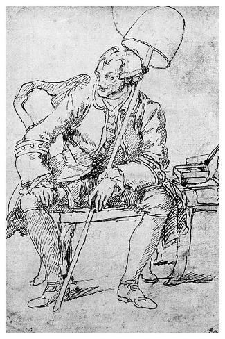 John Wilkes, English Politician, 1762-1763 Giclee Print