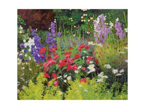 Cottage Garden, 2007/8 Giclee Print