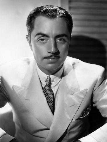 William Powell, 1935 Photo