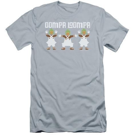 Willy Wonka And The Chocolate Factory/Oompa Loompa Dance (Premium) T-Shirt