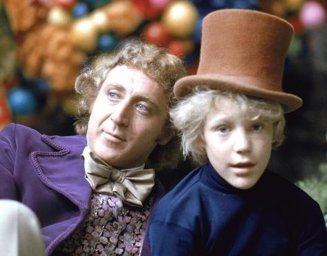 Willy Wonka och chokladfabriken Foto