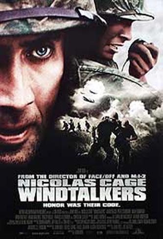 Windtalkers Póster original