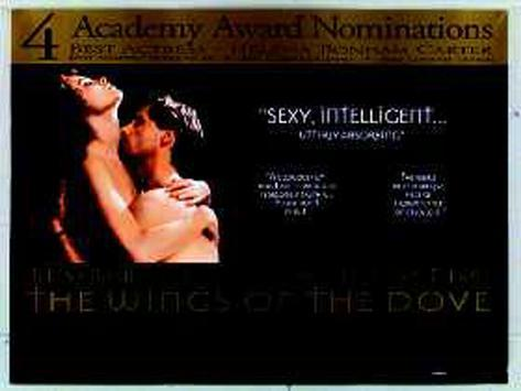 Wings Of The Dove Original Poster