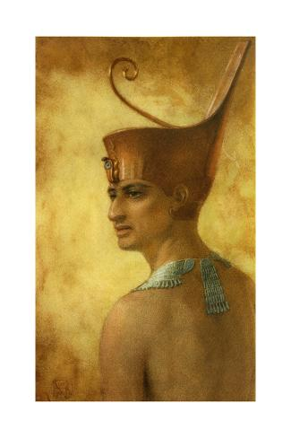 Pepi I, Pharaoh Giclee Print