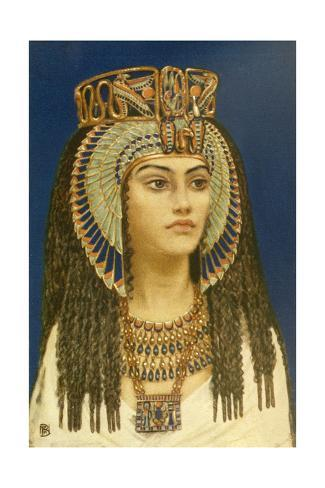 Tiy, Egyptian Queen Giclee Print