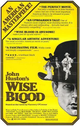 Wise Blood Masterprint