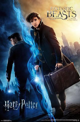 Wizarding World- Harry Potter & Fantastic Beasts ポスター