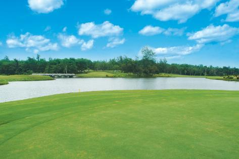 Golf Photographic Print