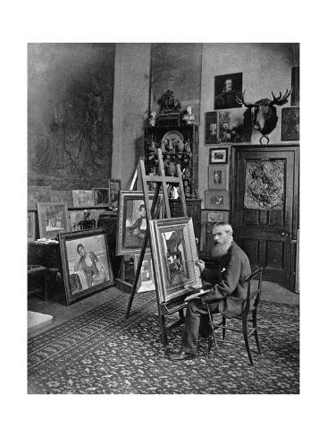 Wm. Frederick Yeames Giclee Print