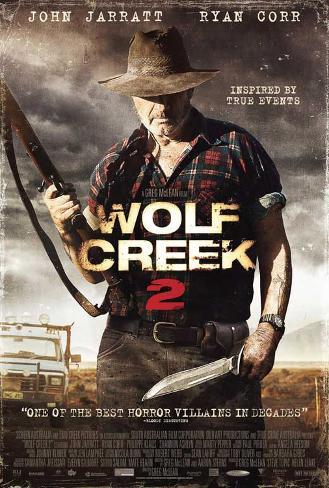 Wolf Creek 2 マスタープリント