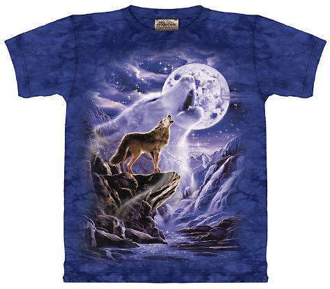 Wolf Moon Spirit T-Shirt