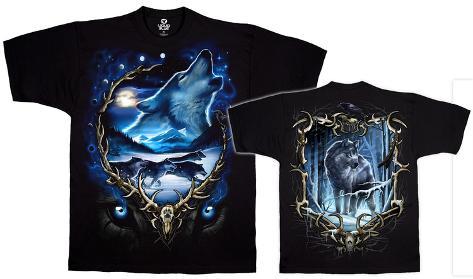 Wolf Run T-Shirt