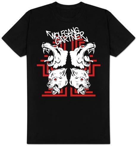 f3928cfa89986c Wolfgang Gartner - Wolves (Slim Fit) T-Shirt - AllPosters.ca