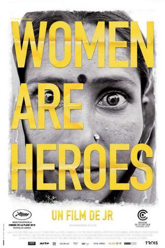 Women Are Heroes - French Style Masterprint