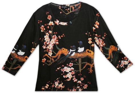 Women's:  2 Birds in a Tree T-Shirt