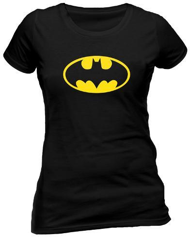 Women's: Batman - Logo T-shirt da donna