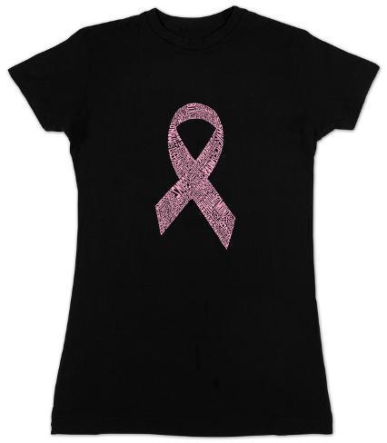 Women's: Breast Cancer Awareness Womens T-Shirts