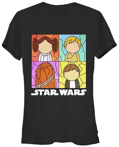 Women's: Star Wars- Rebel Objets D'Art Womens T-Shirts