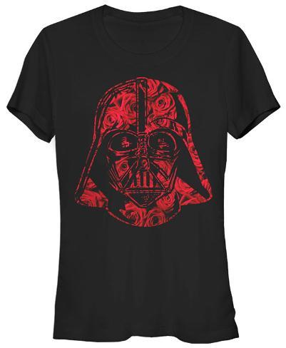 Women 39 s star wars rosey vader t shirt su for Attack of the 50 foot woman t shirt