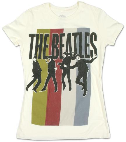 Women's: The Beatles - Standing Group Camisetas femininas