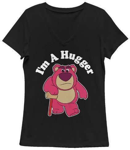 Women's: Toy Story- I'M A Hugger Womens T-Shirts