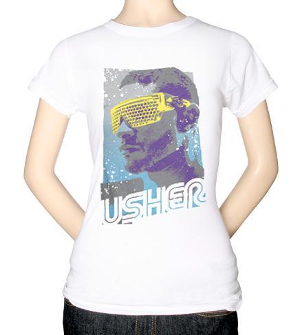 Women' s: Usher - Shades T-Shirt