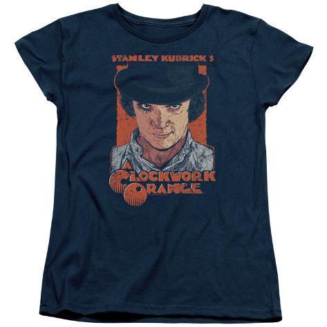 Womens: A Clockwork Orange/Alex Stamp Womens T-Shirts