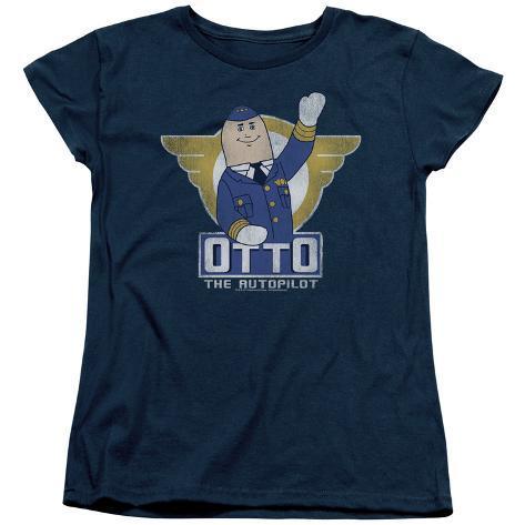 Womens: Airplane - Otto Womens T-Shirts