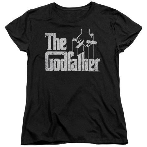 Womens: Godfather- Logo Womens T-Shirts