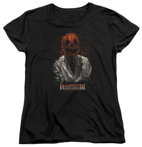 Womens: Halloween III - H3 Scientist Womens T-Shirts