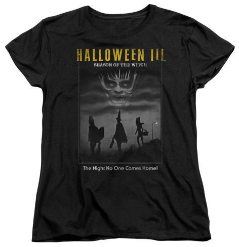 Womens: Halloween III - Kids Poster Womens T-Shirts