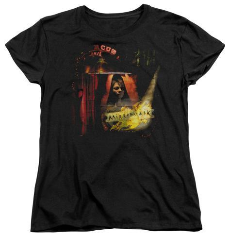 Womens: Mirrormask - Big Top Poster Womens T-Shirts