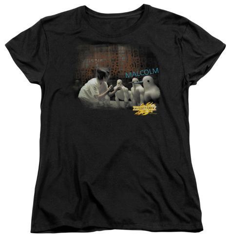 Womens: Mirrormask - Bob Malcolm Womens T-Shirts